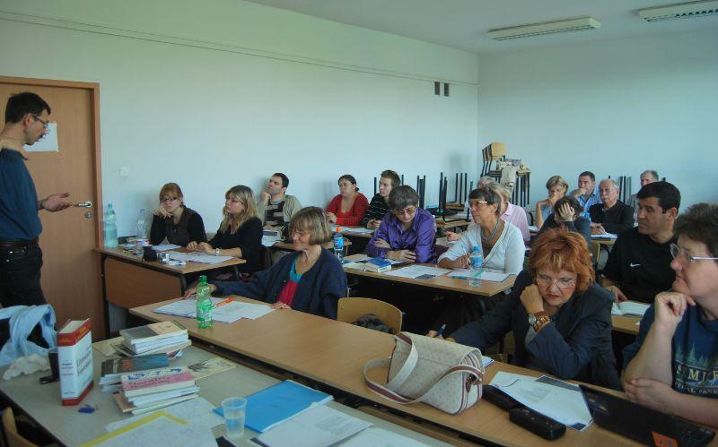 Instruista trejnado de la Universitato Adam Mickiewicz
