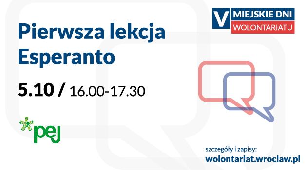 V Miejskie Dni Wolontariatu we Wroclawiu